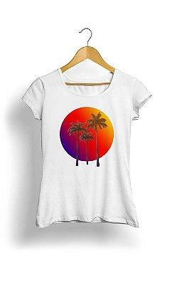Camiseta Feminina Tropicalli Tropical sland