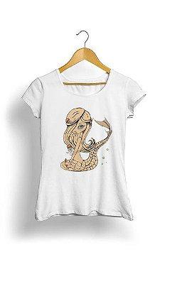 Camiseta Feminina Tropicalli Neptune's Daughte