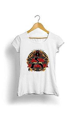 Camiseta Feminina Tropicalli reality is an illusion
