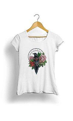 Camiseta Feminina Tropicalli Flower