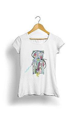 Camiseta Feminina Tropicalli Giant Woman