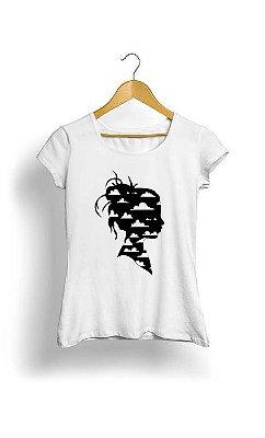 Camiseta Feminina Tropicalli Head in the Clouds