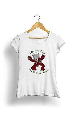 Camiseta Feminina  Tropicalli Oh my god