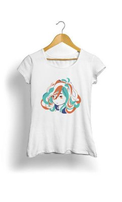 Camiseta Feminina Tropicalli Harmony