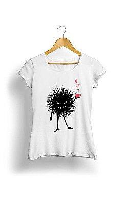 Camiseta Feminina Tropicalli evil