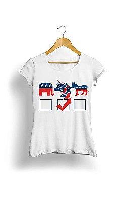 Camiseta Feminina Tropicalli Right