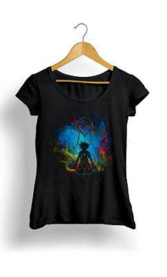 Camiseta Feminina Kingdom Hearts
