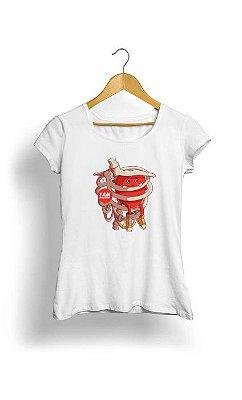 Camiseta Feminina Tropicalli I am