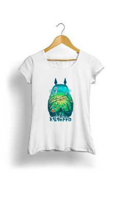Camiseta Feminina Tropicalli He is my Neighbor