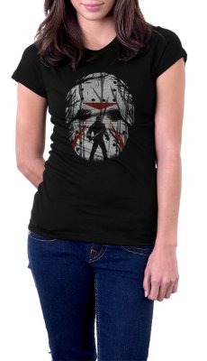 Camiseta Feminina Jason