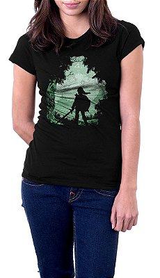 Camiseta Feminina Triforce The Legend Of Zelda