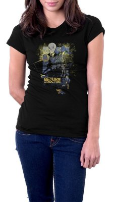 Camiseta Feminina Return of the Doctor