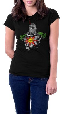 Camiseta Feminina Warrior