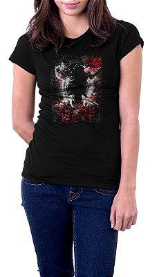Camiseta Feminina Youre Next