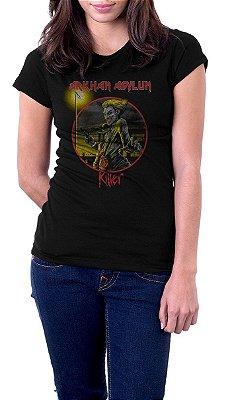 Camiseta Feminina Coringa killer