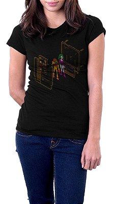 Camiseta Feminina Game old
