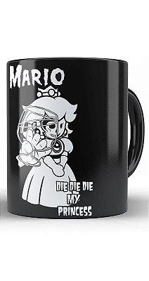 Caneca Super Mario My Princess