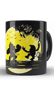 Caneca Donkey Kong DK Hakuna Matata