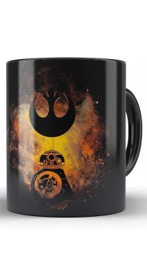 Caneca Star Wars: C3PO Rebel Alliance