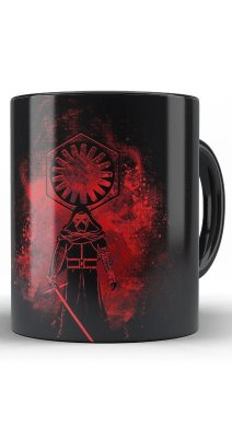 Caneca Star Wars: Darth Vader Rebel Alliance