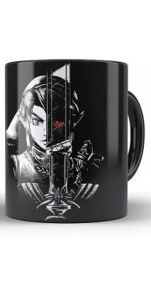 Caneca  The Legend Of Zelda Link Cursed