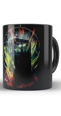 Caneca Doctor Who Police Box Call