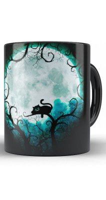 Caneca Alice in Wonderland Cheirise