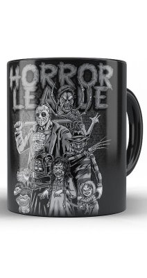 Caneca Horror League