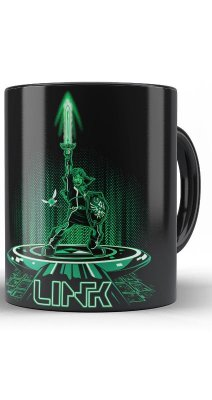 Caneca The legend of zelda Link