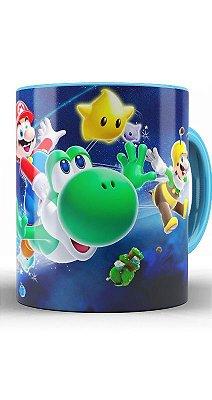 Caneca Mario Galaxy