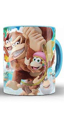 Caneca Donkey Kong Ice DK