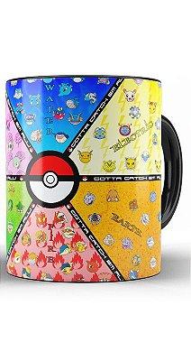 Caneca Pokemon Gotta