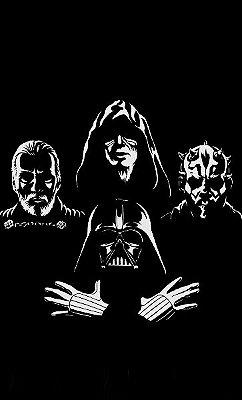 Camiseta Star Wars: Darth Vader Zombies