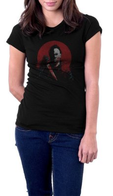 Camiseta Feminina Texas Chainsaw Massacre