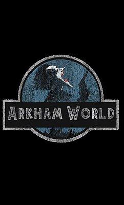 Camiseta Arkham Word