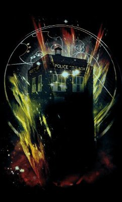 Camiseta Doctor Who Police Call