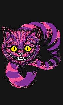 Camiseta ALICE IN WONDERLAND CAT