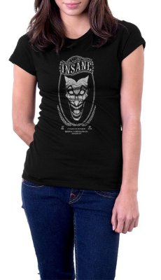 Camiseta Feminina Insane