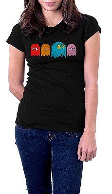 Camiseta Feminina Colors
