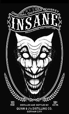 Camiseta Insane