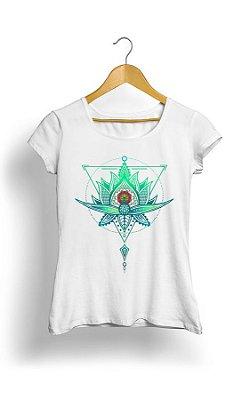 Camiseta Feminina Green