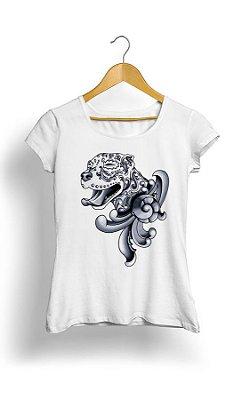 Camiseta Feminina Dog