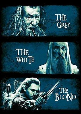 Camiseta Lord of Rings
