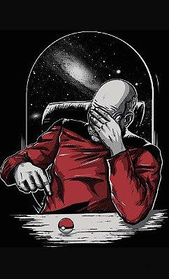 Camiseta Heisenberg Poke Ball