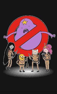 Camiseta Ghostbusters Mononoke Time