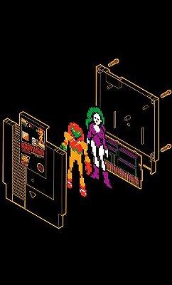Camiseta Metroid Nintendo 64