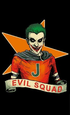 Camiseta Joker Evil Squad