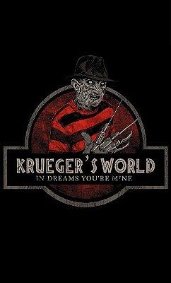 Camiseta Krueger's World