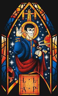 Camiseta Star Trek Spock