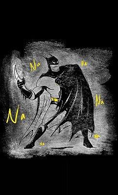 Camiseta Batman Na Na Na